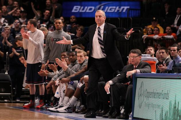 Jim Calhoun and College Basketball's Most Iconic Coaches