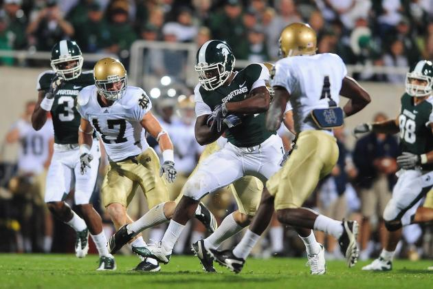 Notre Dame Football: 5 Keys to the Game vs. Michigan State