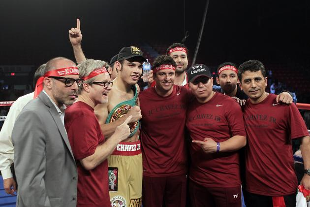 Julio Cesar Chavez Jr. vs. Sergio Martinez: Five Reasons Why Chavez Will Win