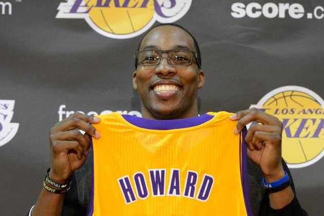 5 NBA Big Men Who Are Capable of Shutting Down L.A. Lakers' Dwight Howard