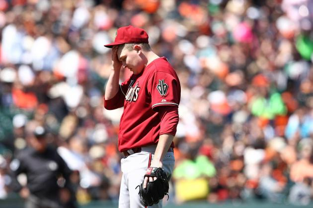 MLB Trade Scenarios: Why Arizona Needs to Deal Trevor Cahill in the Offseason
