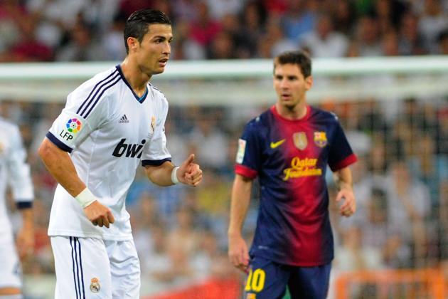 Building the World's Best Football Player with the Best Bits of 7 Superstars