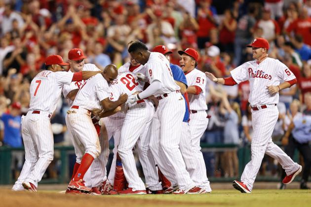 The Philadelphia Phillies Can't Possibly Pull off Another Playoff Run