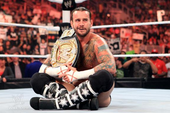 The 10 Greatest Moments of CM Punk's WWE Career