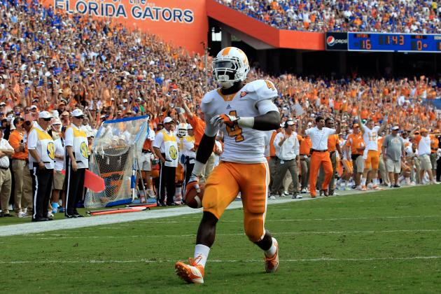 Tennessee Football: 5 Keys to the Game vs. Florida