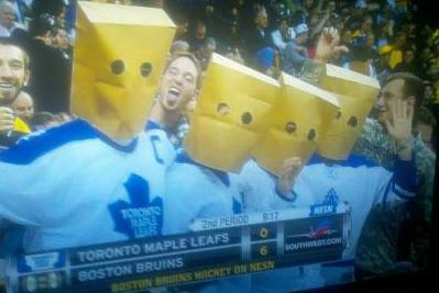 Toronto, Why U No Win Sports?