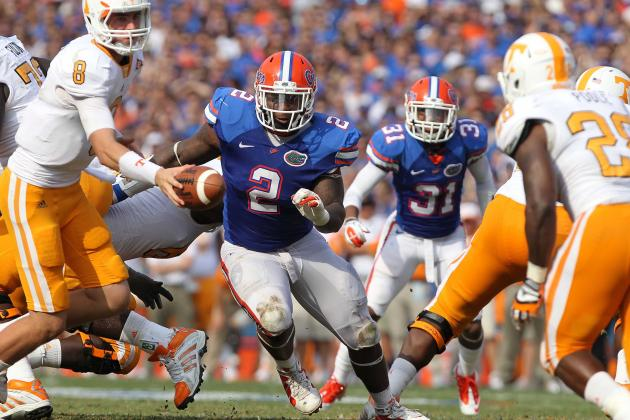 Florida Gators vs. Tennessee Volunteers: Breaking Down Matchups for SEC Battle