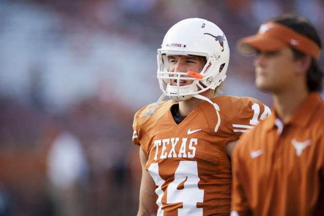 Texas Football: Grading the Quarterback Position