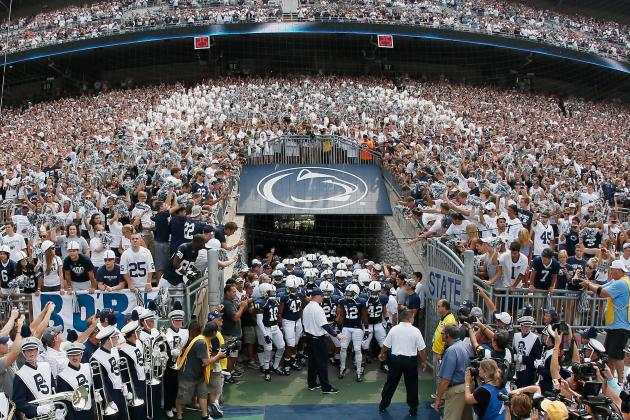 Penn State Football: 5 Keys to the Game vs. Navy
