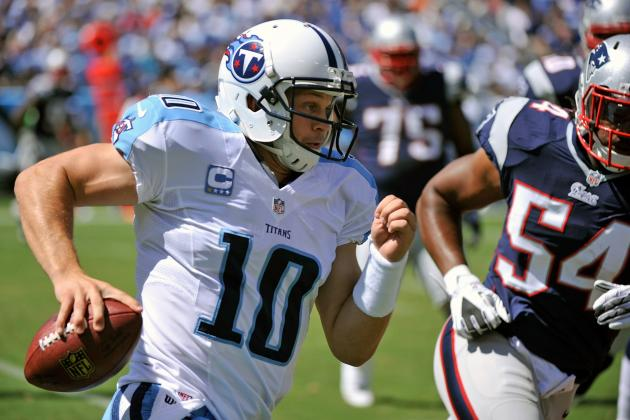 Tennessee Titans' Week 2 Unit-by-Unit Preview