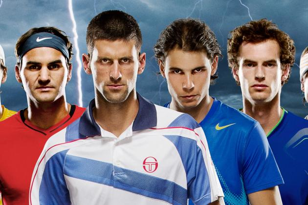 Men's Tennis: A Song Title to Describe Each Big 4 Player of 2012