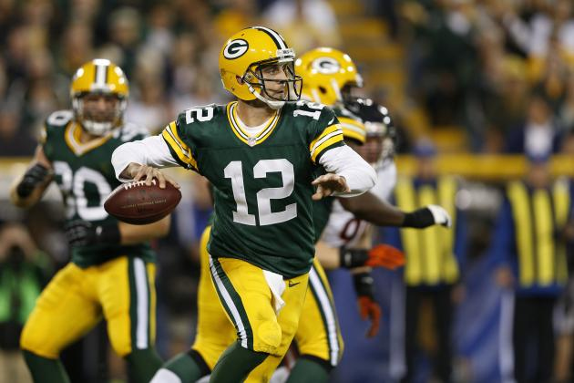 Chicago Bears vs Green Bay Packers: Full Report Card for Thursday Night Football