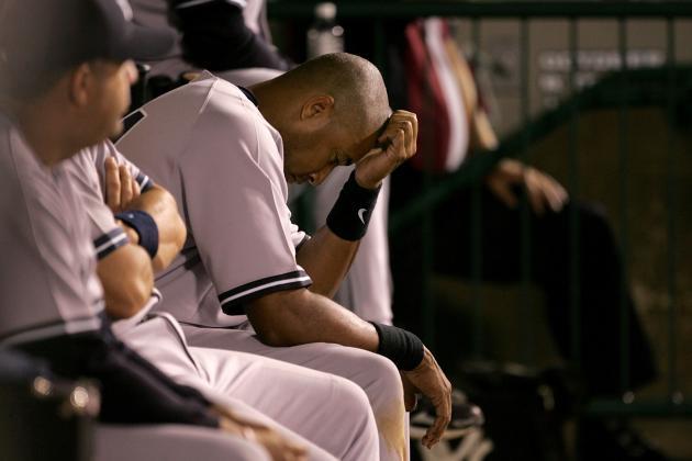 New York Yankees: 8 Reasons Behind Yankees' Season-Threatening Failures