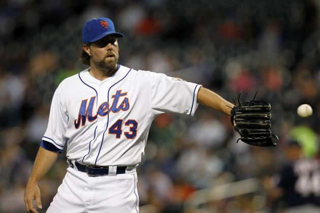 RA Dickey & the Most Deserving Candidates for the 2012 NL Cy Young Award