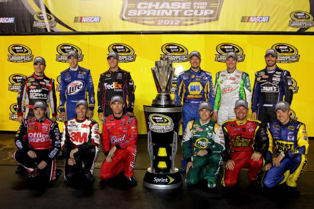 NASCAR Chase 2012: One Reason Each Chase Driver Could Win the Sprint Cup Title