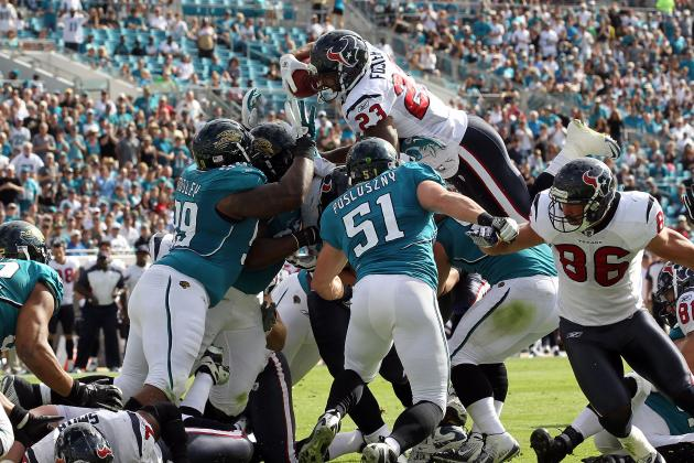 5 Keys to the Game for Houston Texans vs. Jacksonville Jaguars