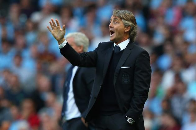 Manchester City Transfers: 10 Best Players Roberto Mancini Missed Out On