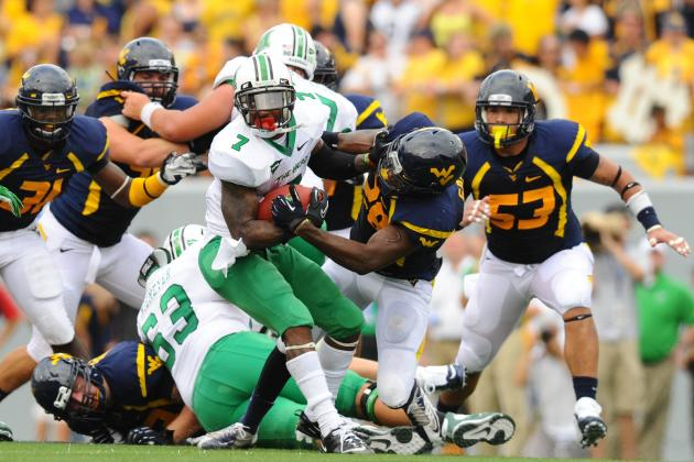 10 Players Who Will Cause the Most Problems for West Virginia's Defense in 2012