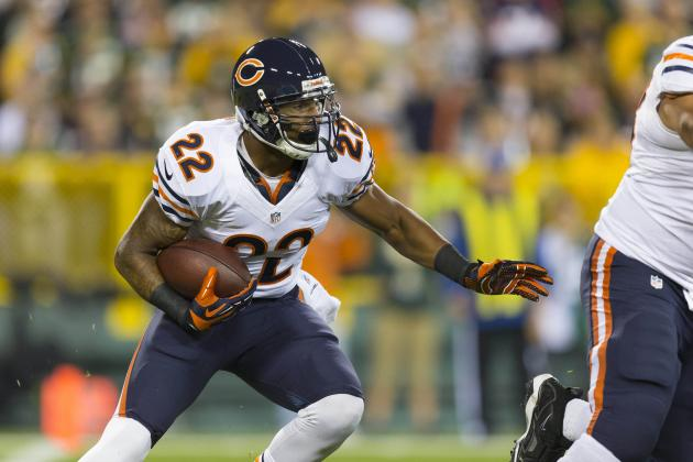 Matt Forte: Which Waiver Wire Pickups Can Hold the Fort for Injured Bears RB?