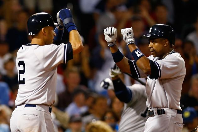 New York Yankees: The Good, Bad and Ugly as Yanks Continue Up and Down Play