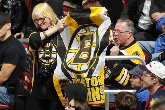 10 Events to Help Boston Bruins Fans Hold Up Through an NHL Lockout