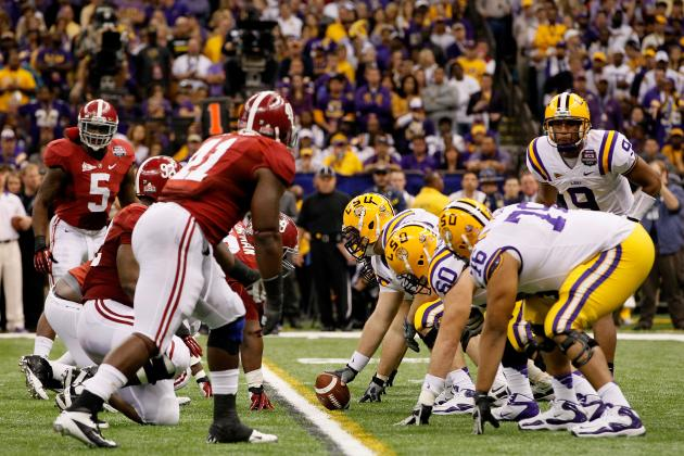 Alabama vs. LSU: Which Team Is Shaping Up to Be the Most Dangerous?