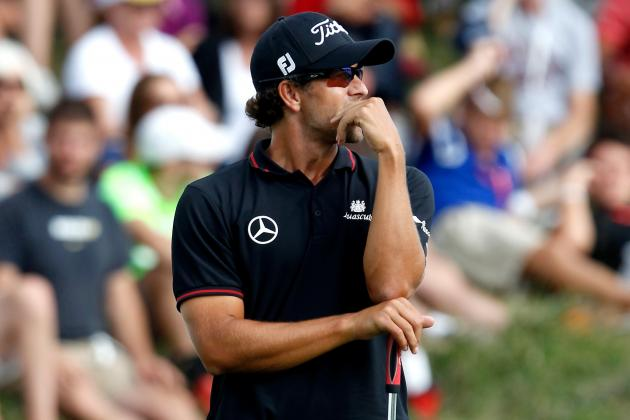 PGA Tour: Adam Scott and the 6 Biggest Underachievers This Year