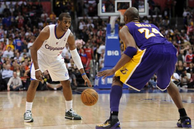 5 Most Highly Anticipated 2012-13 Games on L.A. Lakers Schedule