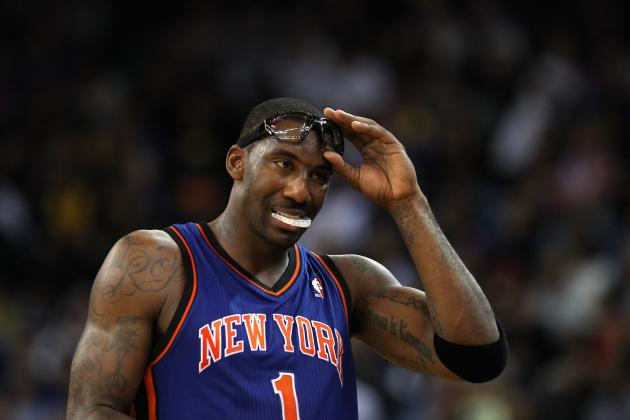 Odds of Each New York Knick Remaining Healthy for 2012-13 Season