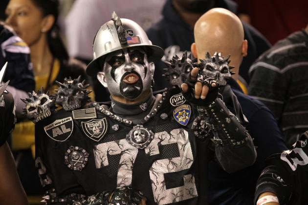 10 Reasons the Raiders Have the Best Fans in the NFL