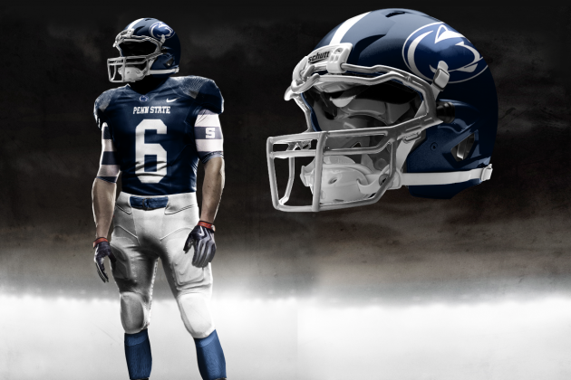 Penn State, USC and 10 College Football Teams That Need Nike Pro Combat Uniforms