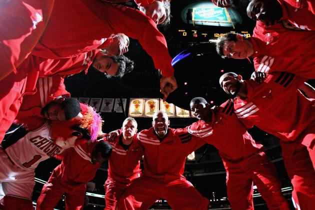 5 Possible Starting Lineups for the Chicago Bulls in 2012-13
