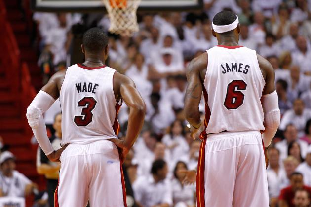 Stock Up, Stock Down for Every Player on the Miami Heat Heading into 2012-13