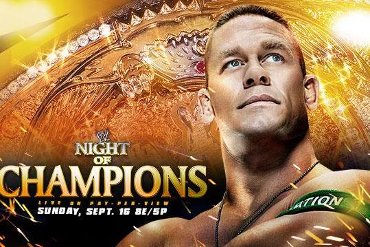 WWE: 5 Outlandish Predictions for the Night of Champions PPV