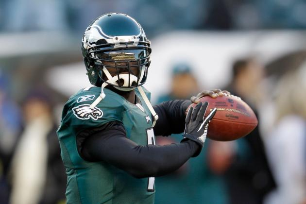 Philadelphia Eagles: The Numbers Story of Michael Vick