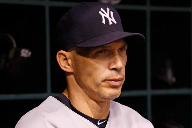 New York Yankees: Is Joe Girardi the Problem?