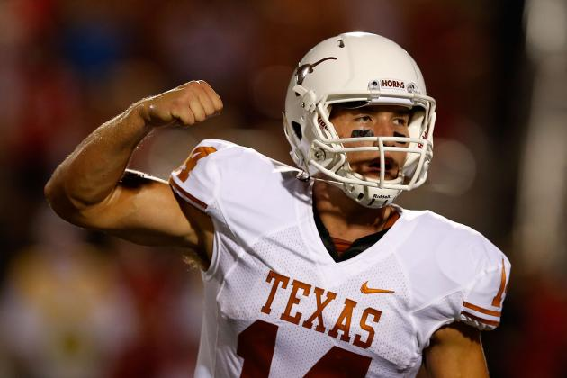 Texas Football: 10 Things We Learned from the Longhorns' Win vs. the Rebels