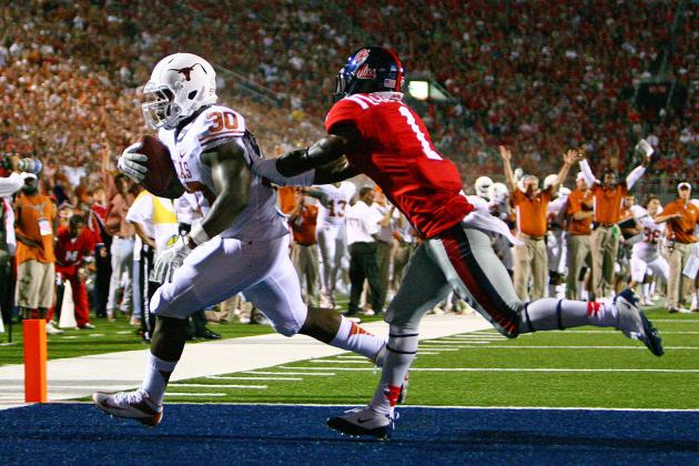 Texas Football: Winners and Losers from the Week 3 Game vs. Ole Miss