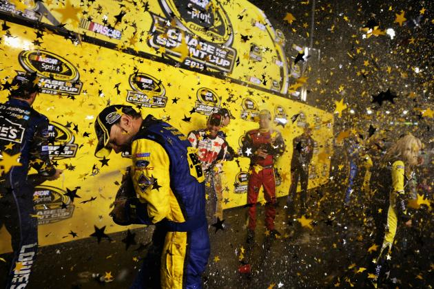 NASCAR Chase Standings 2012: Odds for Each Chase Driver Winning Sprint Cup Title