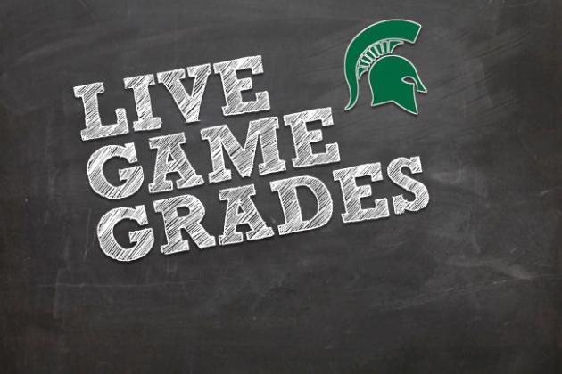 Notre Dame vs. Michigan State: Postgame Grades from the Spartan Loss vs Irish
