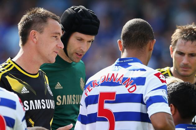 QPR vs. Chelsea: Complete Player Ratings for the Blues