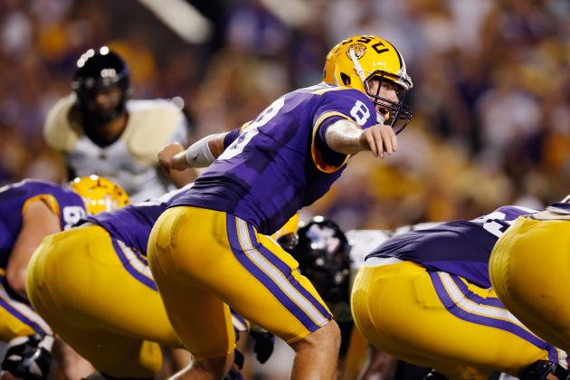LSU Football: Grading All 22 Starters from the Idaho Game