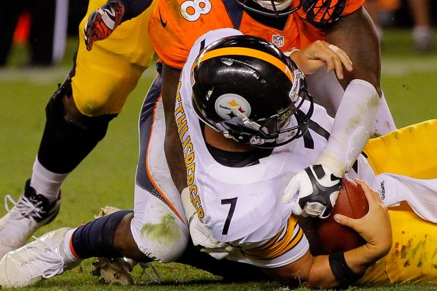 Pittsburgh Steelers: 6 Things That Must Change for the Steelers to Win in Week 2