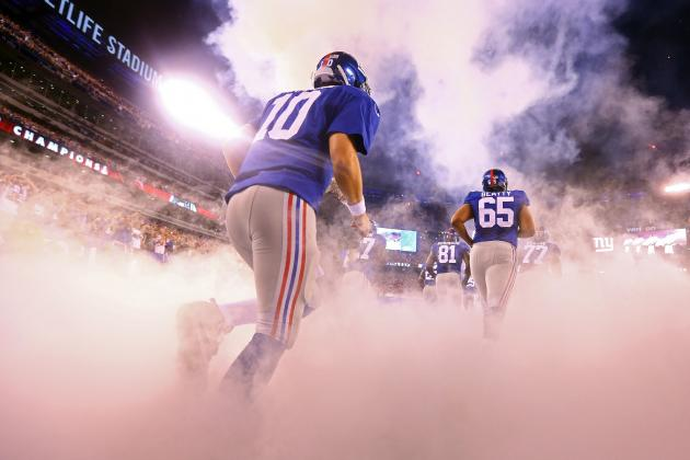 Fantasy Football Week 2: Top New York Giants Starters vs. Tampa Bay