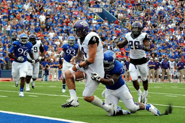 TCU Holds off Kansas: 3 Areas KU Needs Significant Improvement