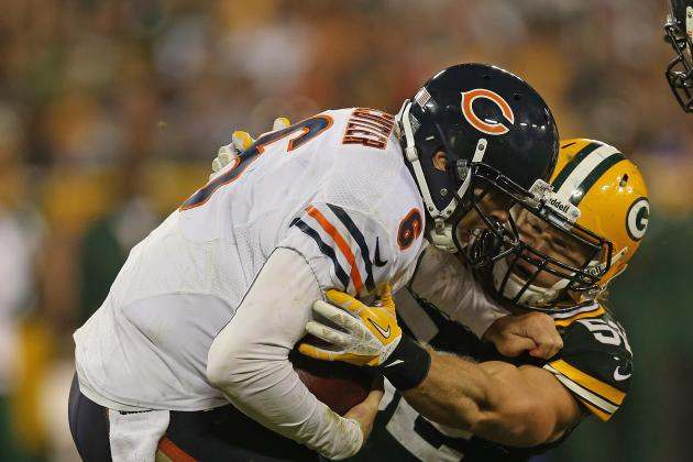Green Bay Packers' Studs and Duds vs. Chicago Bears