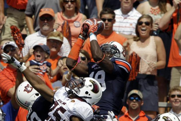 Auburn Football: 10 Things Learned from the Tigers' Win vs. Louisiana-Monroe