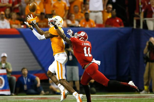 Florida vs. Tennessee: 5 Players Who Will Carry the Vols to Victory