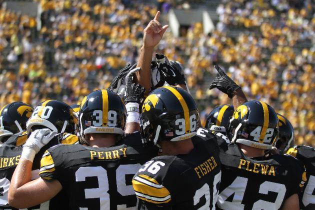 The Good and the Bad in Iowa Hawkeyes' Win over Northern Iowa