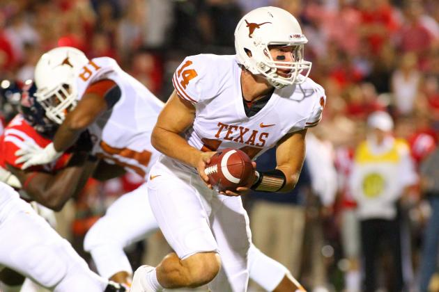 Texas vs. Ole Miss: Post Game Grades for Longhorns Win over Rebels